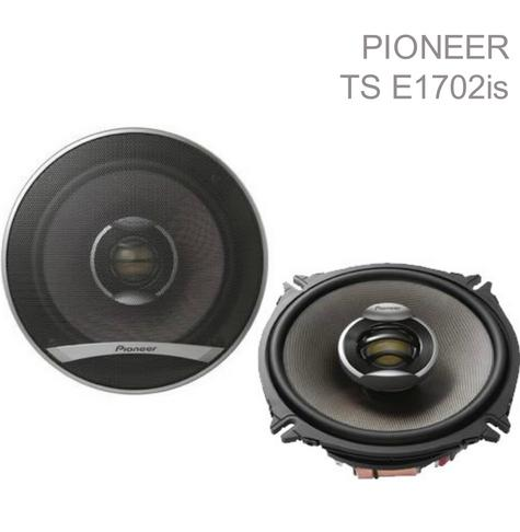 PIONEER TS E1702is 17cm 2 Way In Car Vehicle Audio Sound Speaker Thumbnail 1
