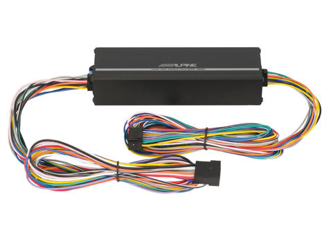 ALPINE KTP 445A 2 Channel In Car Vehicle Sound Audio Amplifier System Thumbnail 3