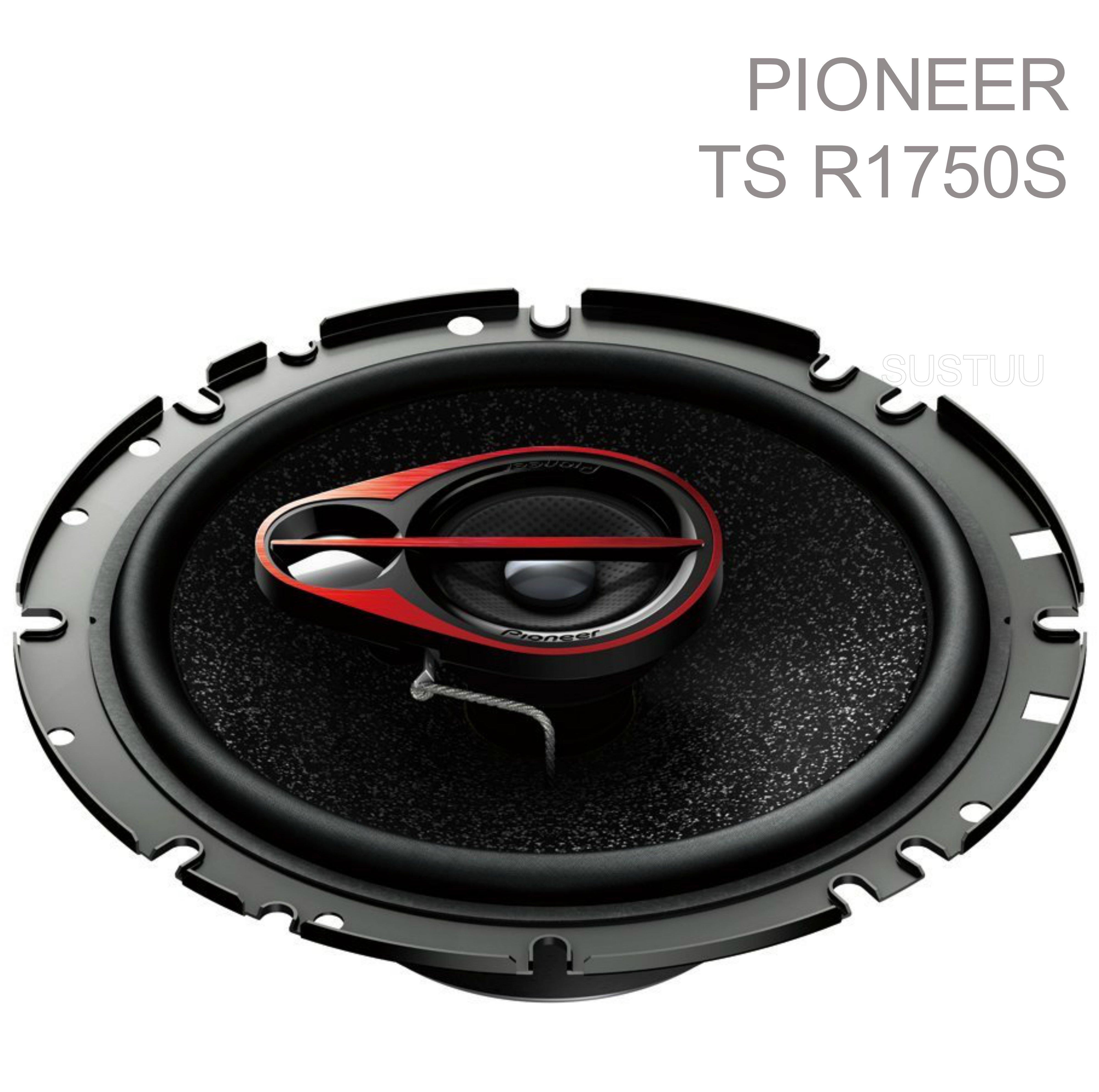 PIONEER TS R1750S 17cm 3 Way 250W In Car Vehicle Audio Sound Speaker