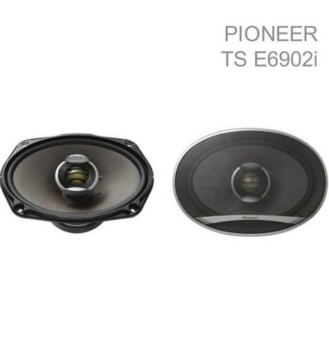 PIONEER TS E6902i 2 Way In Car Vehicle Audio Sound Speaker Thumbnail 1