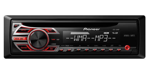 PIONEER DEH 150MP In Car Vehicle Radio CD Player Music Audio Headunit Stereo Thumbnail 2