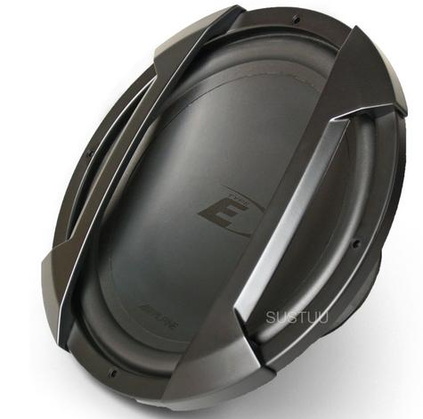 ALPINE SWE 1044E In car Sound Vehicle Audio Speaker Subwoofer Thumbnail 1