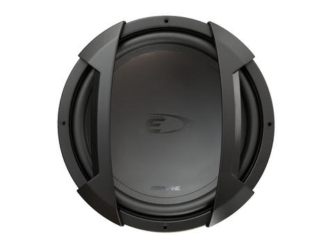 ALPINE SWE 1044E In car Sound Vehicle Audio Speaker Subwoofer Thumbnail 3