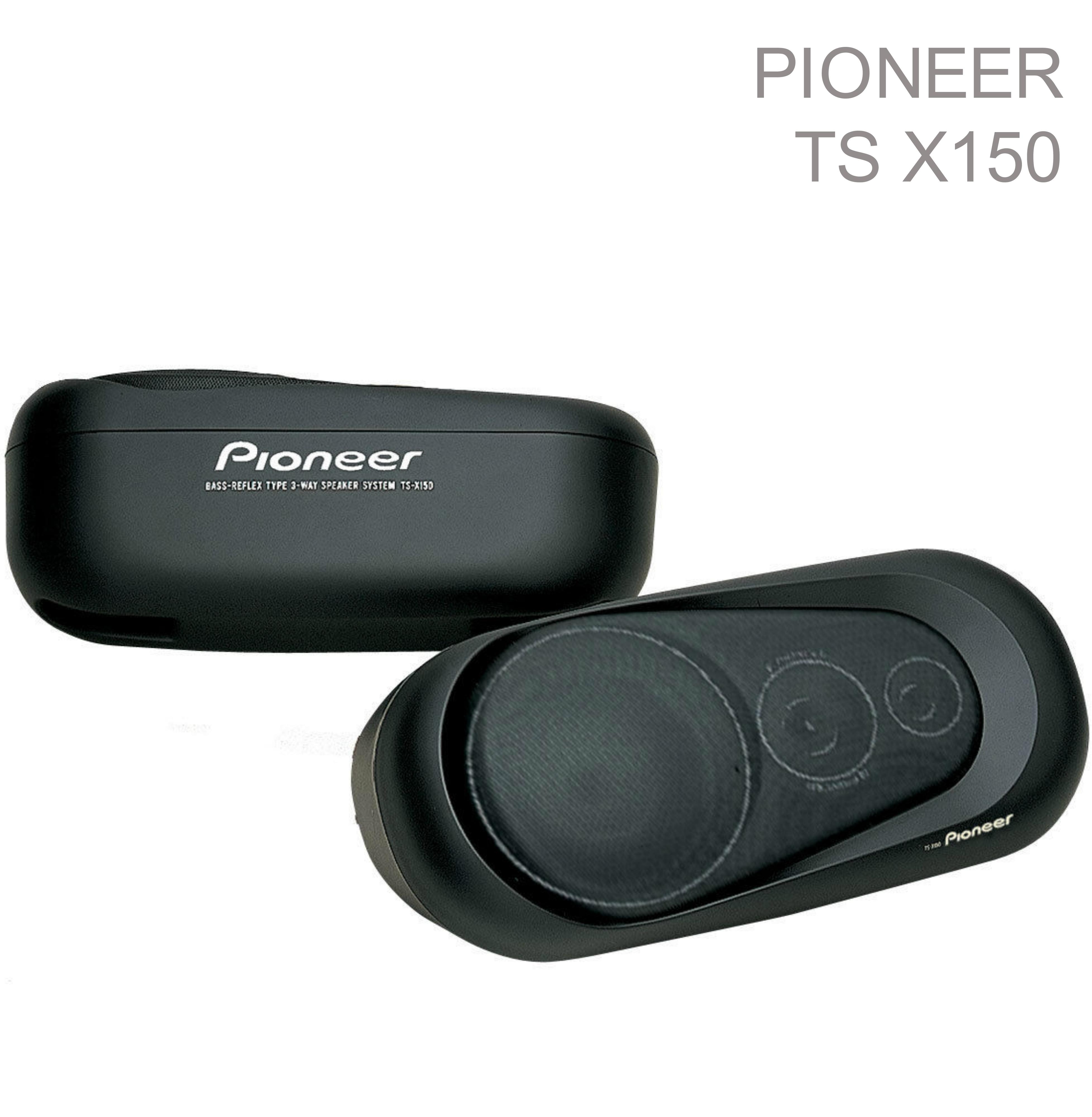 PIONEER TS X150 In Car Audio Sound Speaker Set