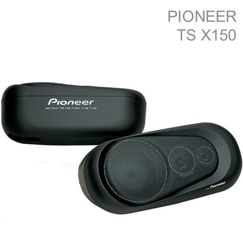 PIONEER TS X150 In Car Audio Sound Speaker Set Thumbnail 1