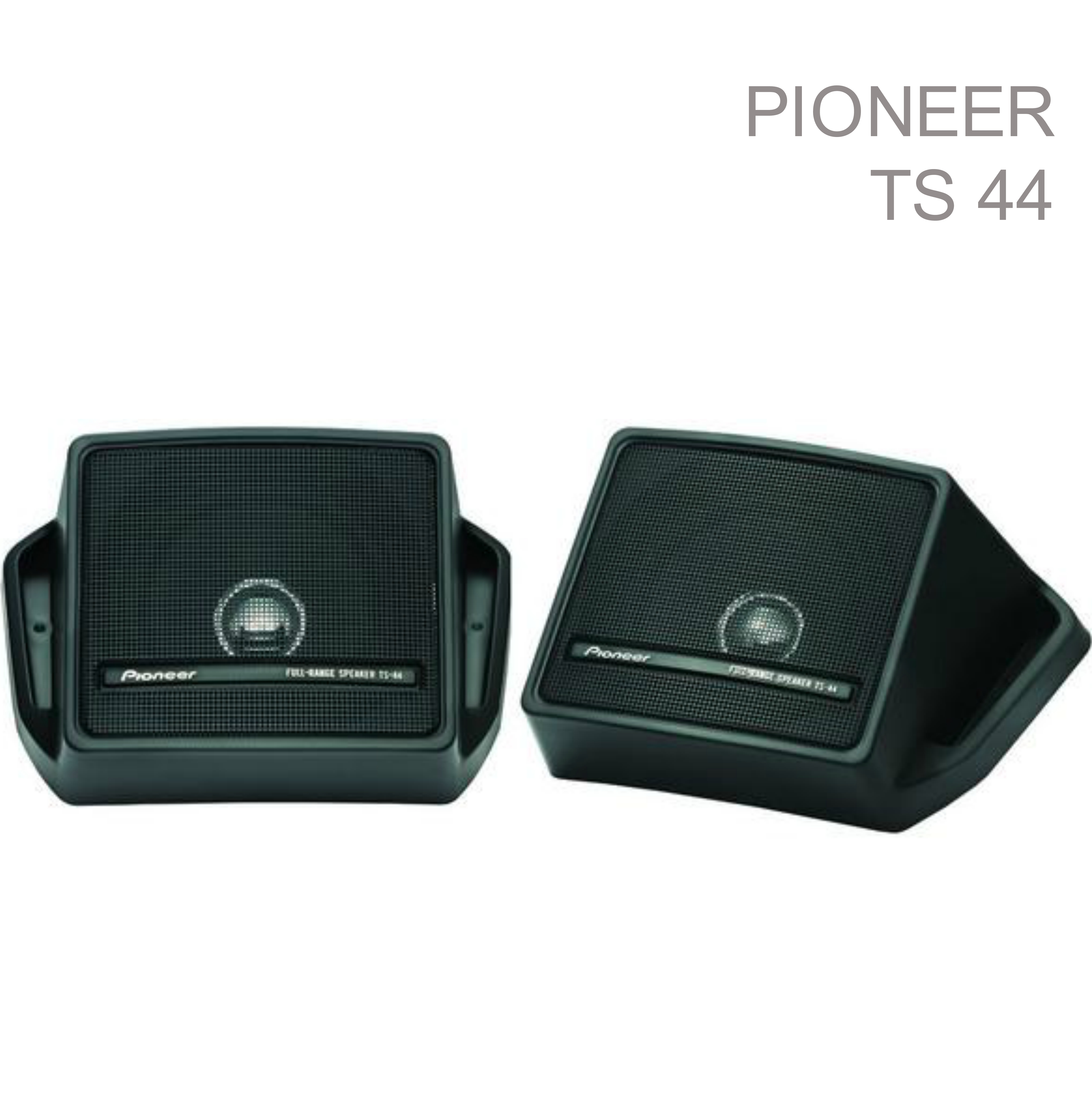 PIONEER TS 44 In Car Audio Sound Speaker Set