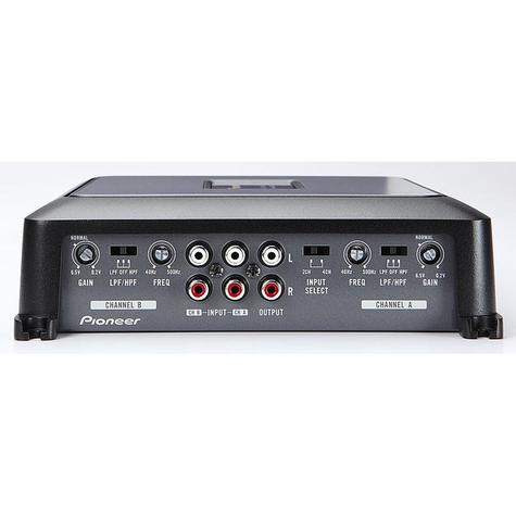 Pioneer GM D8604 1200W 4 Channel Class-D Car Audio Multi/Stereo Power Amplifier Thumbnail 2