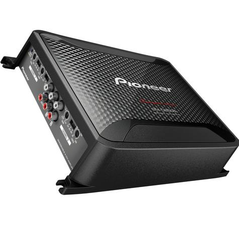 Pioneer GM D8604 1200W 4 Channel Class-D Car Audio Multi/Stereo Power Amplifier Thumbnail 3