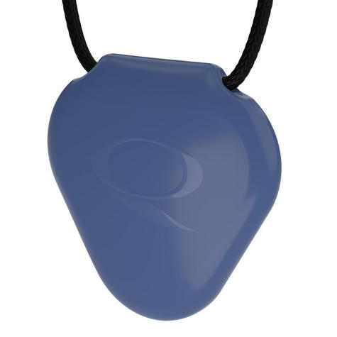 Q-Link SRT-3 Triangle Acrylic Pendant | Personal Energy System | Waterproof | Blue Thumbnail 3