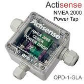 Actisense QPD-1-GLA NMEA 2000 Power Tap - Micro & Mid Terminals