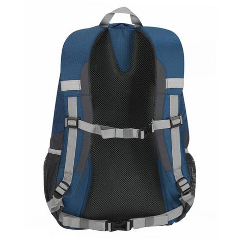 Wenzel Daypacker Daypack Backpack - 25 Litres | Poly.Travel Carry Bag | True Blue Thumbnail 2