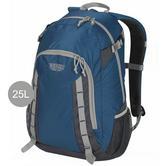 Wenzel Daypacker Daypack Backpack - 25 Litres | Poly.Travel Carry Bag | True Blue