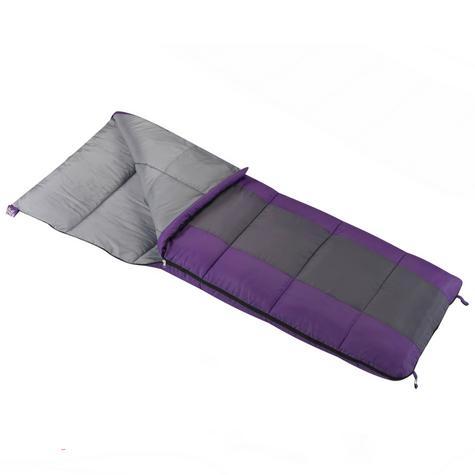 Wenzel-49666 Lakeside 40° Women's Sleeping Bag Thumbnail 1