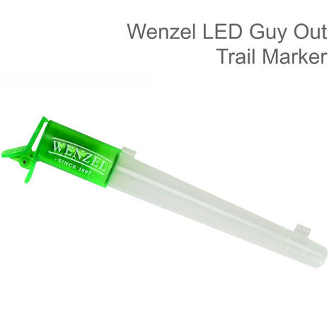 Wenzel LED Guy Out/Trail Marker - 4 Pack Thumbnail 1