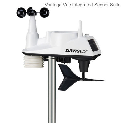 Davis 6250 Vantage Vue Weather Station Instruments | Precision Wireless Long Range Thumbnail 6