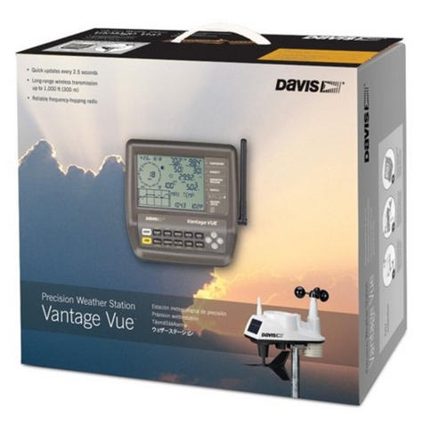 Davis 6250 Vantage Vue Weather Station Instruments | Precision Wireless Long Range Thumbnail 7