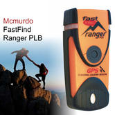 Mcmurdo FastFind Ranger PLB with GPS inc Universal Pouch & Lanyard?For Outdoor & Adventurers