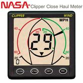 NASA Marine Clipper Close Haul Meter & 5M Cable|For Boat Wind Speed & Direction