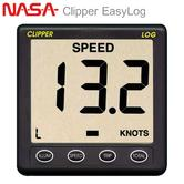 NASA Marine Clipper EasyLog Display Unit & 10meter Cable + Weather Cover