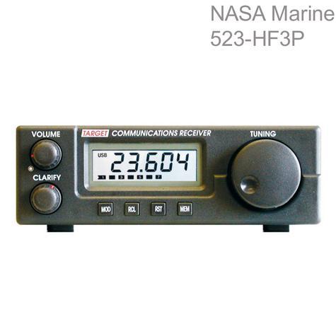 NASA Marine-523-HF3P|Target HF3/P SSB Receiver|Signal Indicator|USB/AM/LSB Thumbnail 1
