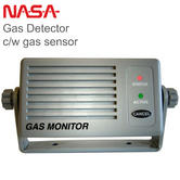 NASA Marine Marine Gas Detector with Gas Sensor Alarm System 9 - 15v For Marine