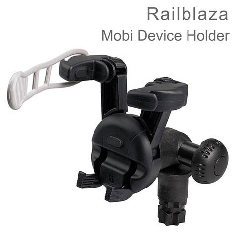 Railblaza Mobi Universal Mobile Device Holder | For Safe Mount Phone/GPS/VHF/EPIRB Thumbnail 1