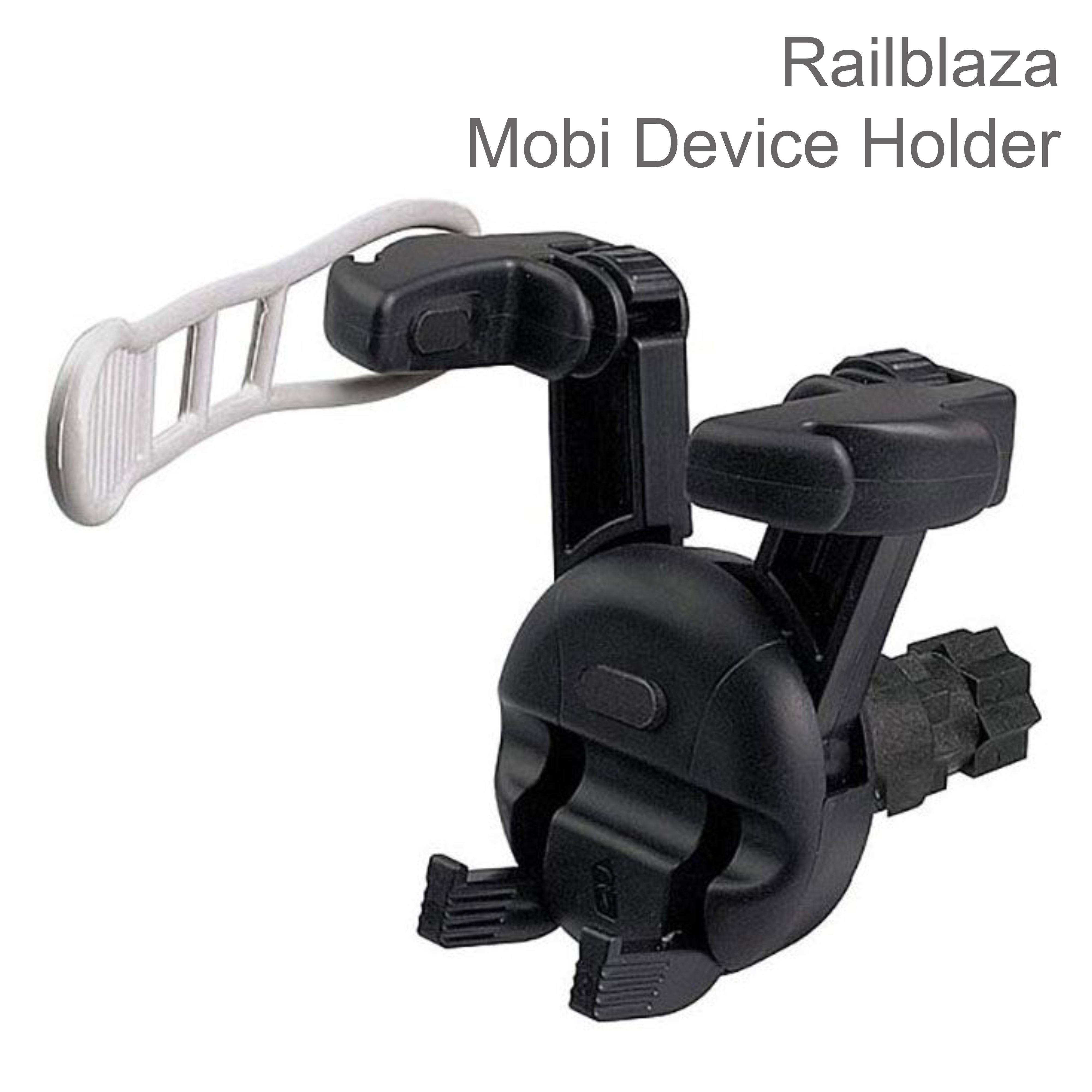 Railblaza 02403411 Mobi Device Holder Fixed | Use Mounting Phone-GPS-VHF-EPIRB