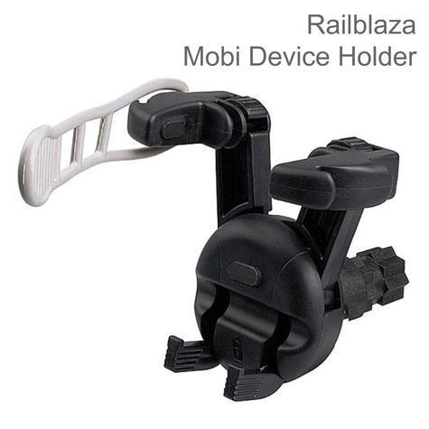 Railblaza 02403411 Mobi Device Holder Fixed | Use Mounting Phone-GPS-VHF-EPIRB Thumbnail 1