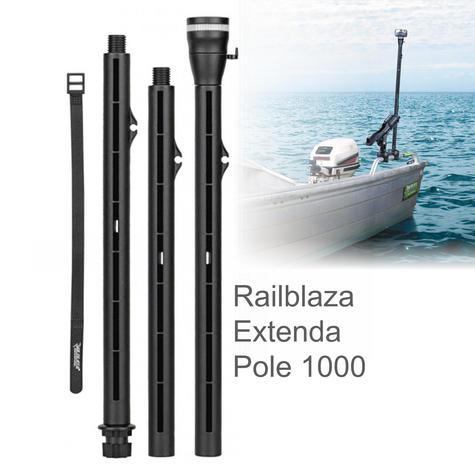 Railblaza Extenda Pole 1000 for Holding Lights-Camera-Flags-Torches - 02-4067-11 Thumbnail 1