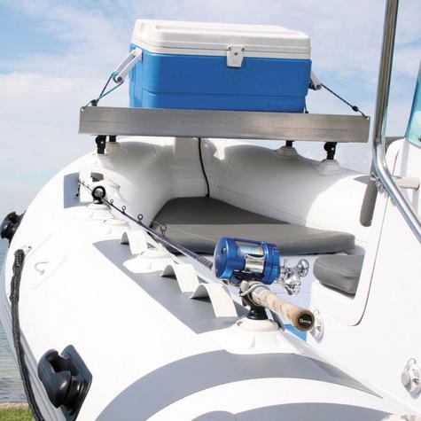 Railblaza RIB Port - inc. StarPort & 3M VHB Pad?For Kayak/ Rib/ Boats?White Thumbnail 3