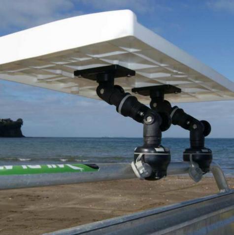 Railblaza-890-03401711|StarPort Extender|Adjustable|2 Pivots|180° Tilt Rotation|For Kayak & Sailboats Thumbnail 3