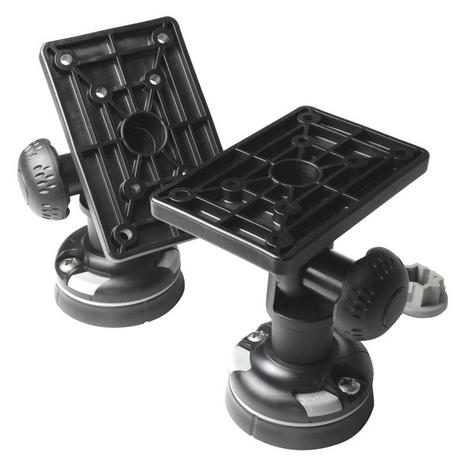 Railblaza Platform Adjustable Reliable StarPort Kit|For Marine & Sailboat|Black|04-4002-11 Thumbnail 1
