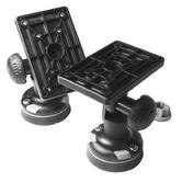 Railblaza Platform Adjustable Reliable StarPort Kit|For Marine & Sailboat|Black|04-4002-11