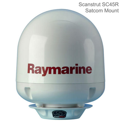 Scanstrut SC45R Satcom Mount for Raymarine STV45 Intellian i4 Satcom/TV Antennas Thumbnail 1