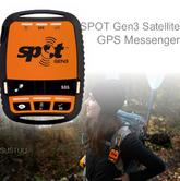 SPOT Gen3 Satellite GPS Messenger|IP67Waterproof|Alert|Emergency Response-Orange