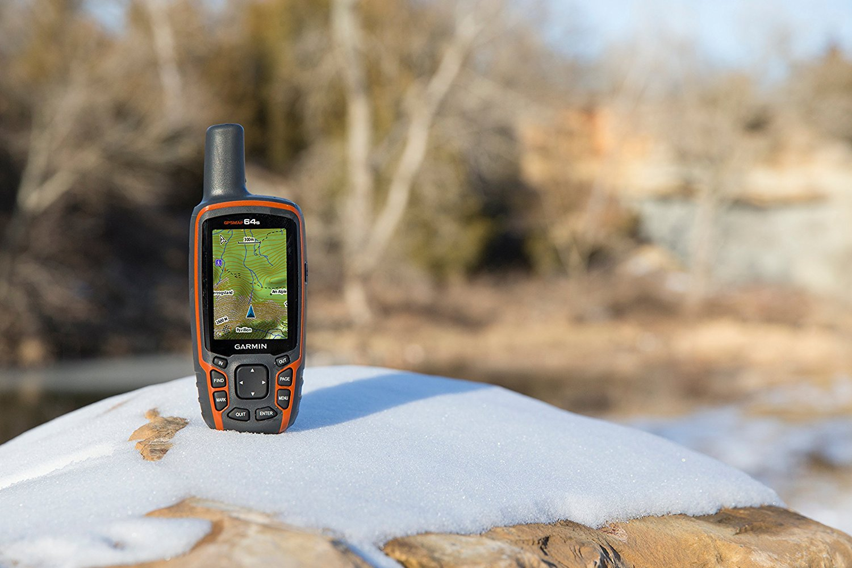 Garmin Gpsmap 64s Handheld Navigation Glonass Barometric