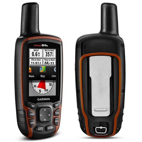 Garmin GPSMAP 64st|Handheld GPS-GLONASS Navigator|Compass|Preloaded Europe Maps Thumbnail 3