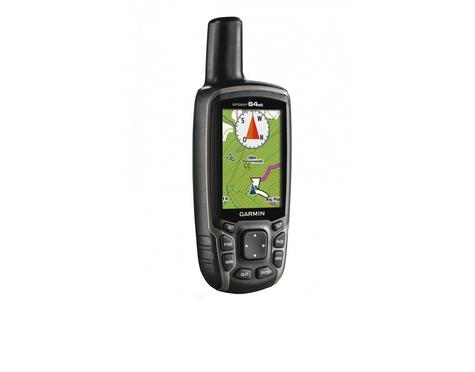 Garmin GPSMAP 64st|Handheld GPS-GLONASS Navigator|Compass|Preloaded Europe Maps Thumbnail 4