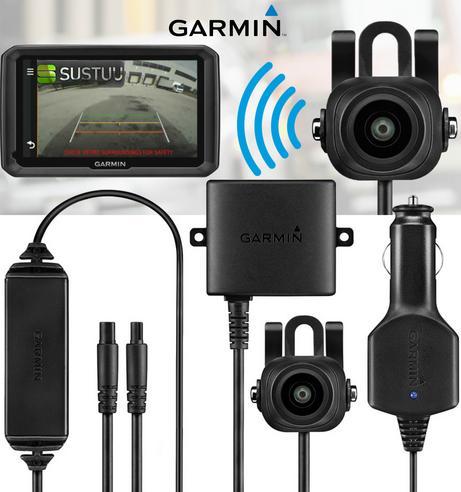 Garmin BC30 Wireless Reverse/ Parking Backup Camera | For Nuvi-Dezl/Truck-Camper Thumbnail 2