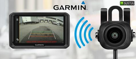 Garmin BC30 Wireless Reverse/ Parking Backup Camera | For Nuvi-Dezl/Truck-Camper Thumbnail 8