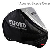 Oxford Aquatex Outdoor Single Bike/Bicycle Rain Dust Snow Sun Cover | CC100 | Silver
