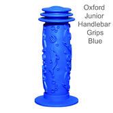 Oxford Junior Kids Bike/ Bicycle/ Cycle BMX Handlebar Rubber Grips|HG542U|Blue
