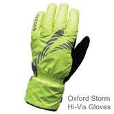 Oxford Storm Stop Cycling Bicycle Hi Vis Gloves | Waterproof | TM972M | Medium | Yellow