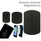 Scosche Universal MagicPlate Replacement Mount Kit | For iPod Touch/Nano/Shuffle