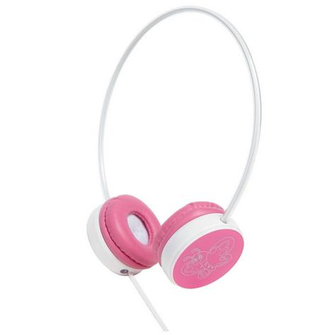 Groov-e Kids Children's Toy Playtime Noise Limited Fairy Pink Over Ear Earphones Thumbnail 4