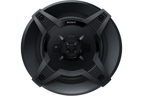 Sony XS FB1030 10cm 3 Way 440Watts With Extra Bass Car Van Door Dash Speakers Thumbnail 2