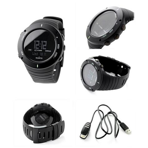 Suunto Core Ultimate Black GPS Outdoor Altimeter Barometer Compass Sports Watch Thumbnail 3
