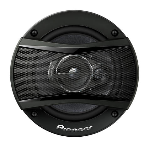 Pioneer TS 1333i?In Car 3-way Coaxial Speakers?Door-Shelf?13cm?300W max - New Thumbnail 2