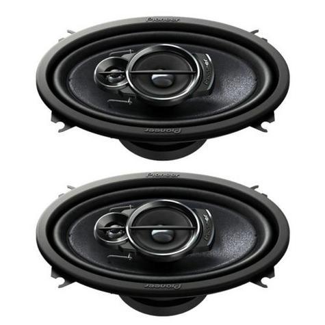 """NEW Pioneer TS A4633i ?3 Way Custom Fit Car Speakers?200w Max?6""""x4""""?1YR WARRANTY Thumbnail 2"""