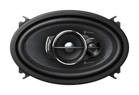 """NEW Pioneer TS A4633i ?3 Way Custom Fit Car Speakers?200w Max?6""""x4""""?1YR WARRANTY Thumbnail 3"""